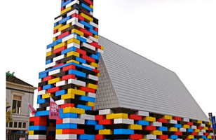 I Would Totally Go To LEGO Church