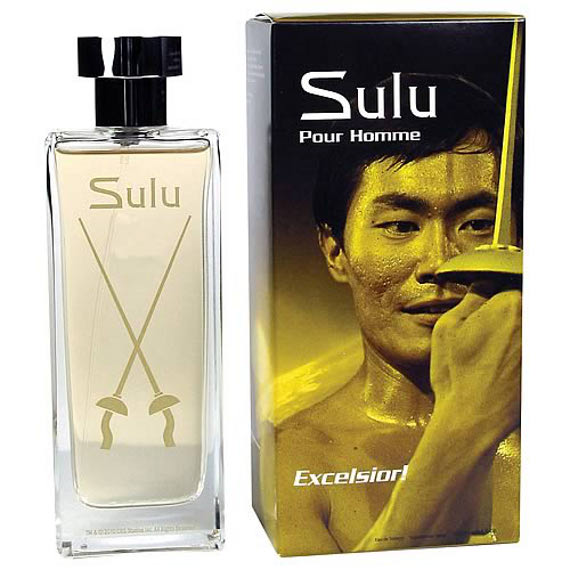 Star Trek Sulu Excelsior! Cologne