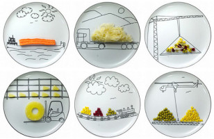 Drive It Into Me!: Transportation Plates
