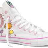 Dr Seuss The Lorax Converse Chuck Taylor Sneakers