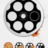 Roulette Plate