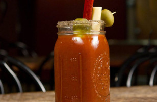 Bloody Mary Beef Jerky Straws