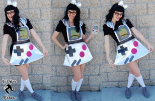 Game Boy Apron