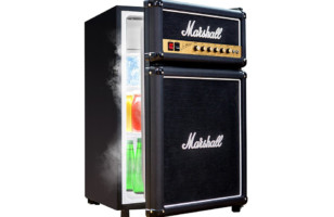Starving Musicians Will Love This Marshall Amp Mini-Fridge