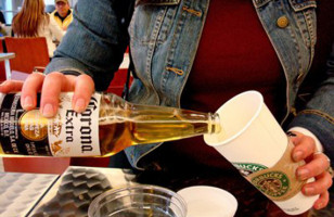 Make Mine A Double Shot: Starbucks Serving Alcohol In California