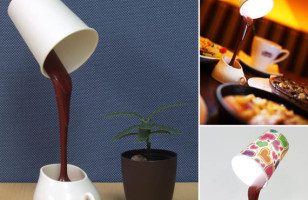 Light Up Your Workspace With Melty Chocolate