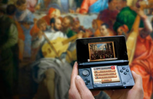 Get A Tour of the Louvre On Your Nintendo DS