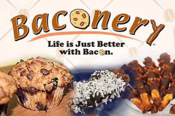 Baconery: The Bacon Bakery