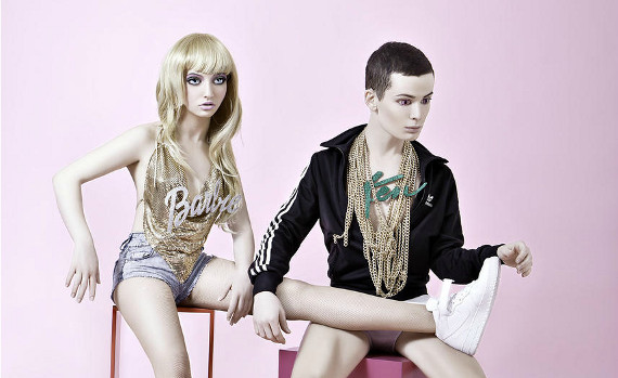 Creepyyy!: Barbie & Ken IRL