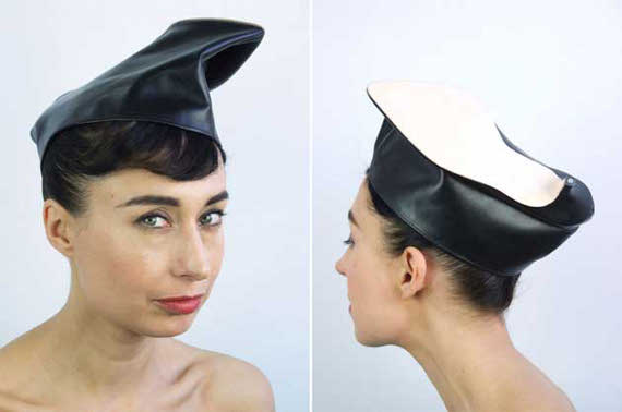 You... Look Silly: Boot Hat