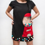Gumball Machine Dress