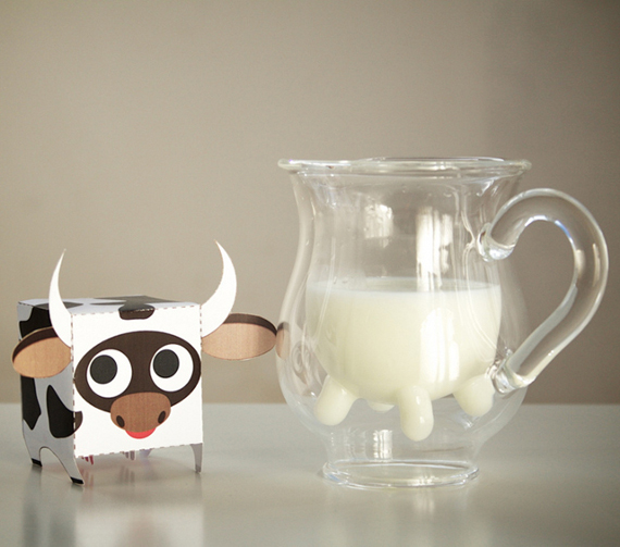 Udderly Delcious: The Heffer Pitcher
