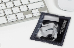 Condoms From A Galaxy Far, Far Away