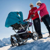 Wheelblades: Skis For Baby Strollers
