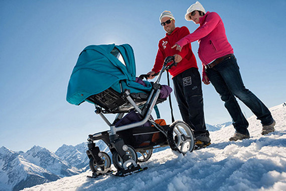 Skis For Baby Strollers