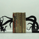 Geeky Bookends