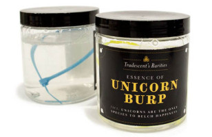Bottled Unicorn Burps & Tears