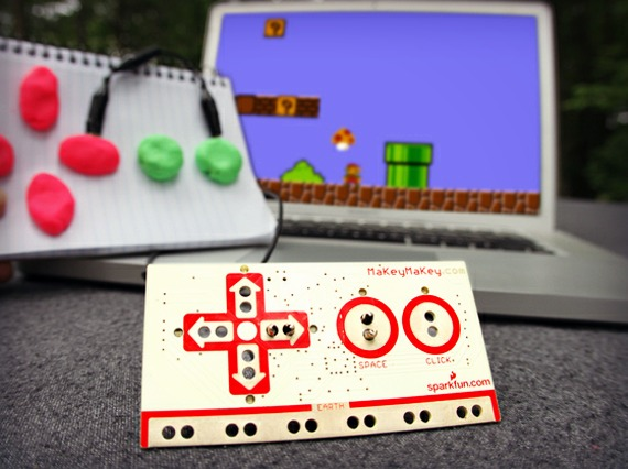 MaKey MaKey Turns Anyone Into An Inventor