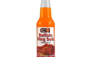 Buffalo Wing Soda, Blue Cheese Sold Separately