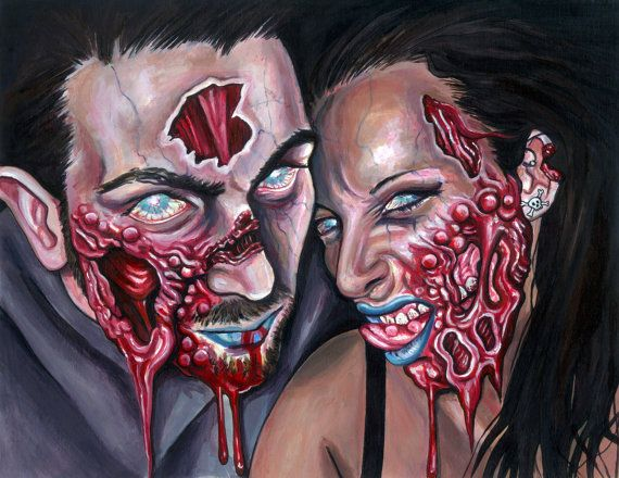 Turn Your Loved Ones Into Zombies Without The Hassle of Biting Them