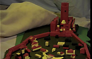 Game of Thrones Opening with LEGOs