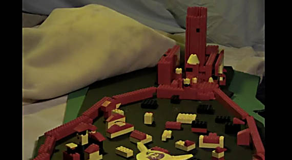 Game of Thrones Moving Lego Castles Video | POPSUGAR ...