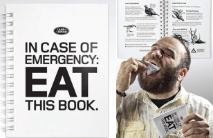 In Case of Emergency: Eat This Book