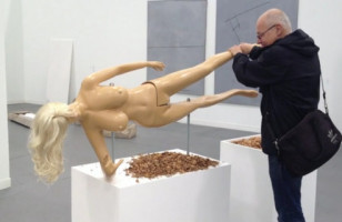Youch!: Real Life Nutcracker Mannequins