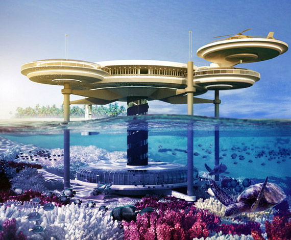 Underwater Hotel Soon To Be Reality