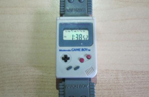 Game Boy + Watch – Games = Watch Boy