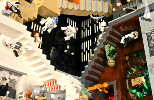 May The Force Confuse You: M.C. Escher LEGO Star Wars