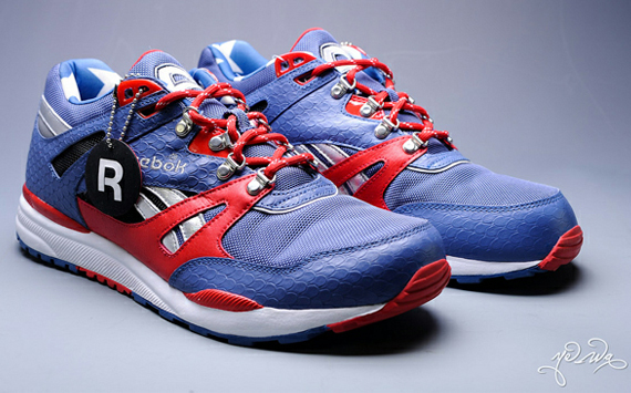 Reebok x Marvel Superhero Footwear