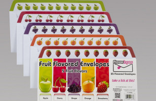 Flavorlopes: Flavored Envelopes