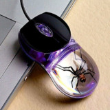Glow In The Dark Spider Mouse
