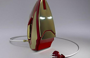 Get It? Iron Man Iron