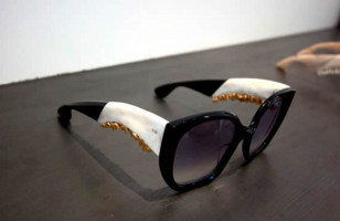 Eyewear Made From An Actual Jawbone