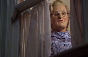 Mrs. Doubtfire As A Horror Movie