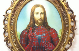 Jesus Our Lord & Savior Plus Spiderman