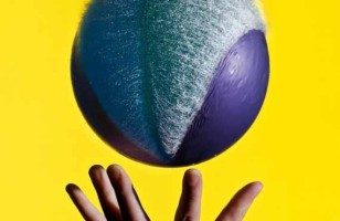 High Speed Photos Of Water Balloons Popping