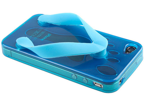 Flip-Flop Case For Your iPhone