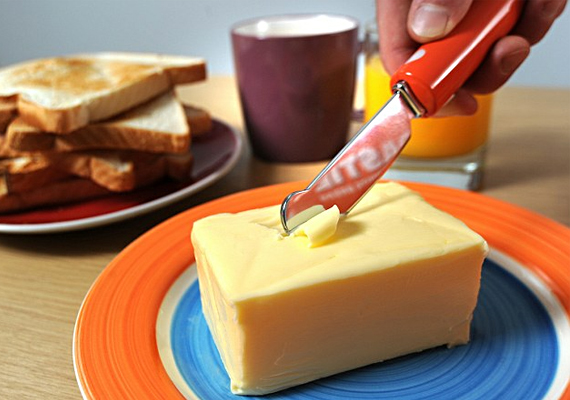 Cuts Through Butter Like A Toastie Knife