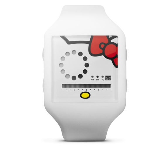 Hello Nooka: Modern Hello Kitty Watch