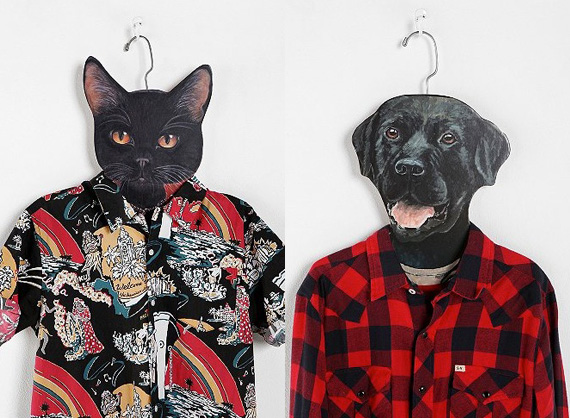 Animals In Clothing