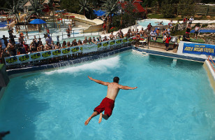16th Annual Belly Flop Competition