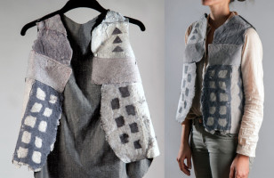 Frugal or Funky? Fabric Made From Dryer Lint