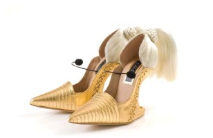 OMG Shoes: Wacky Fancy Footwear
