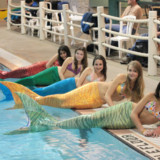 Real Mermaid Tail You Can Swim In