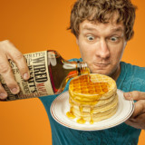 All-Natural Caffeinated Maple Syrup