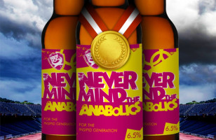 Beer With Steroids: Never Mind The Anabolics