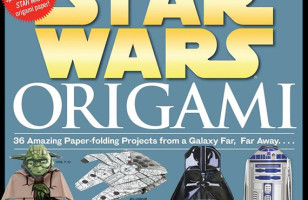 Fold Paper With the Force: Star Wars Origami
